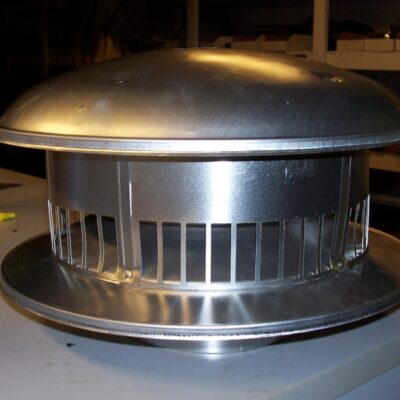 "7"" Metalbestos Vent Top"