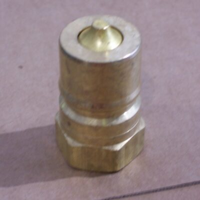 "3/4"" Brass Quick Coupler Plug"