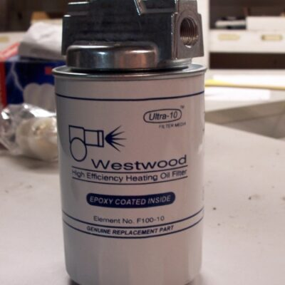Westwood Spin On Fuel Filter Kit