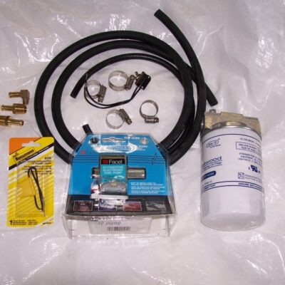 Electric Fuel Pump Kit For Frostbuster Generator Unit