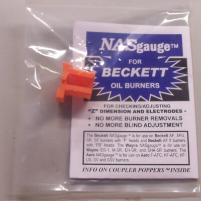 NAS Guage for Beckett Oil Burner