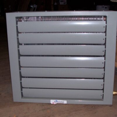 Modine HC165 water-to-air Heat Exchanger (includes couplers)