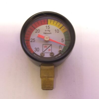 Westwood Fuel Filter Pressure Guage
